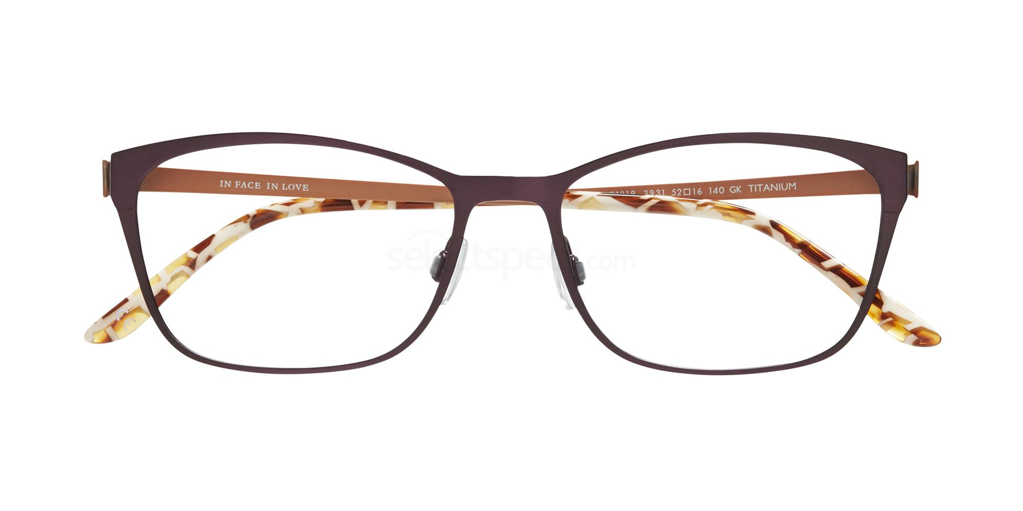 3931 IF1318 Glasses, Inface in Love