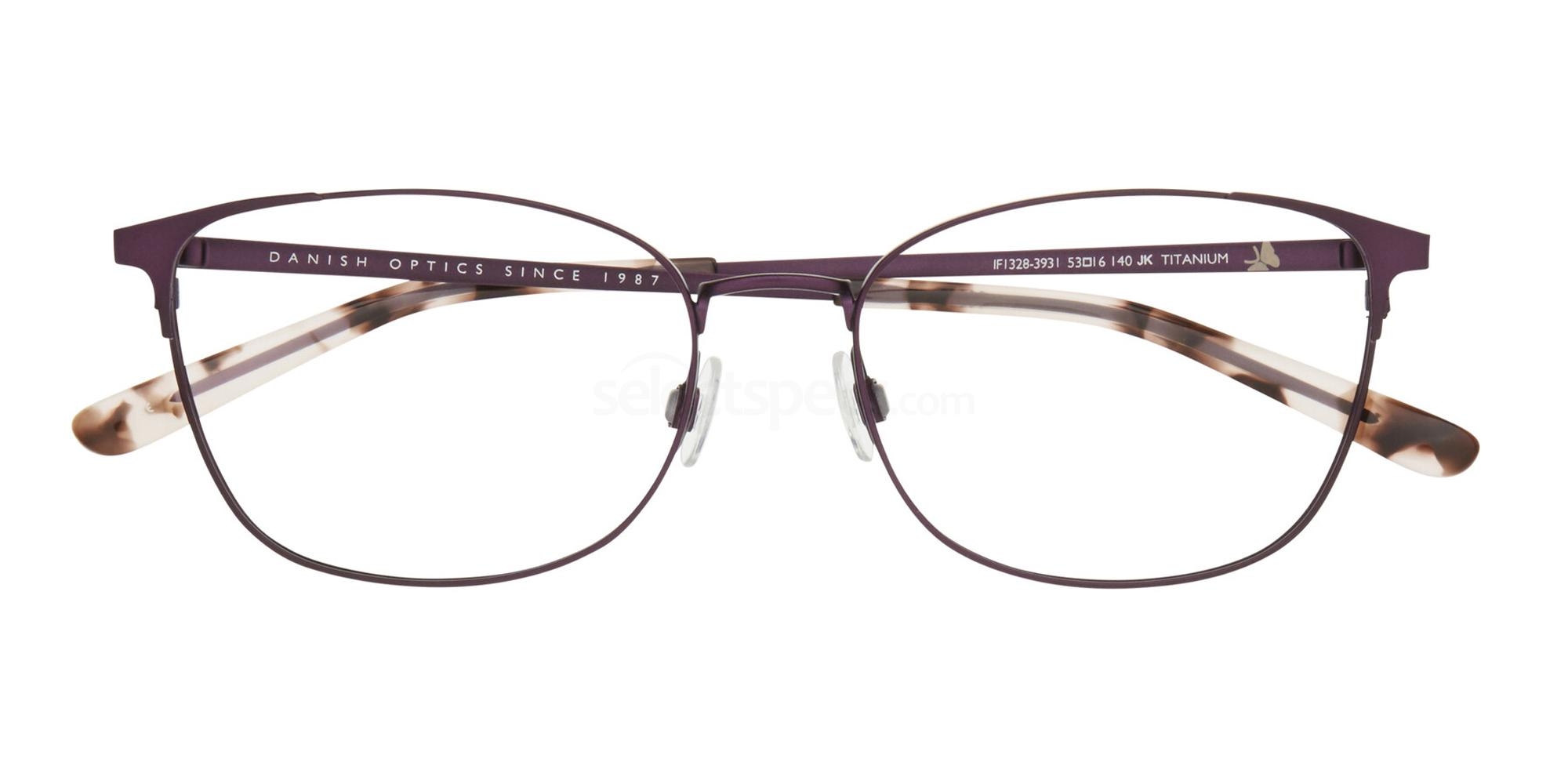 3931 IF1328 Glasses, Inface in Love