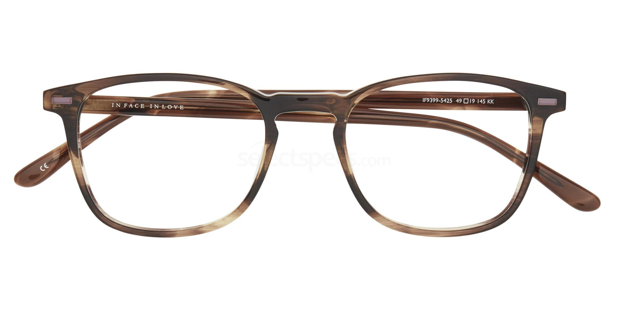 5425 IF9399 Glasses, Inface in Love