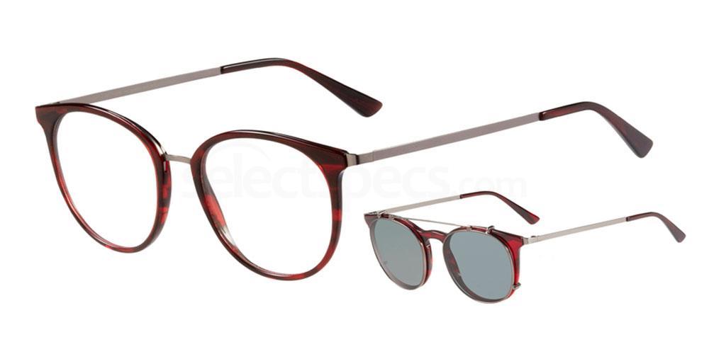 4122 4755 - With Clip-On Glasses, ProDesign Denmark