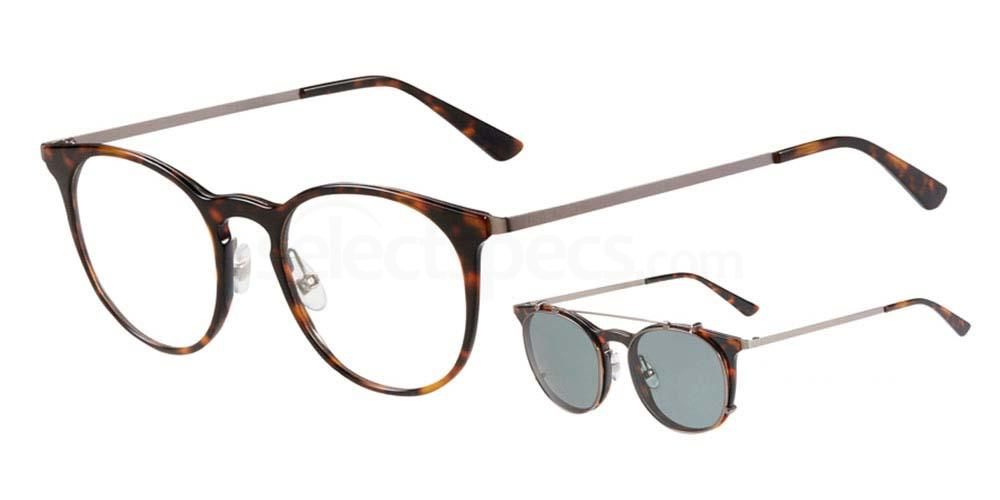 5532 4757 - 1 with nosepads / With Clip-On Glasses, ProDesign Denmark