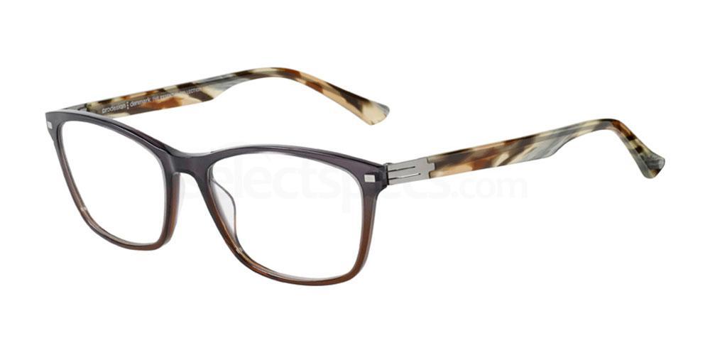 6542 1787 Glasses, ProDesign Denmark