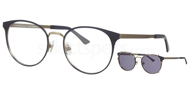 9131 4155 - With Clip-On Glasses, ProDesign Denmark