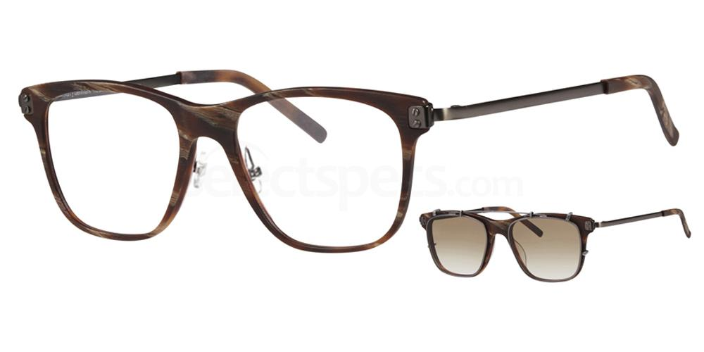 5626 4762 - 1 with nosepads / With Clip-On Glasses, ProDesign Denmark