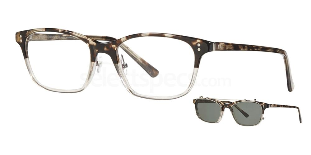 5444 4764 - 1 with nosepads / With Clip-On Glasses, ProDesign Denmark
