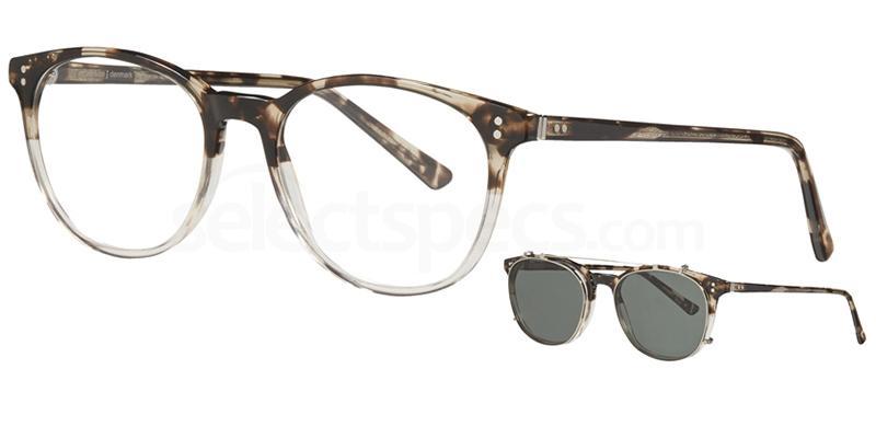 5444 4765 - With Clip-On Glasses, ProDesign Denmark