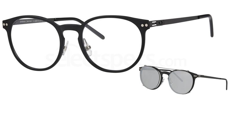 6021 6614 - 1 with nosepads / With Clip-On Glasses, ProDesign Denmark