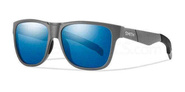 6XR (QA) LOWDOWN/N Sunglasses, Smith Optics