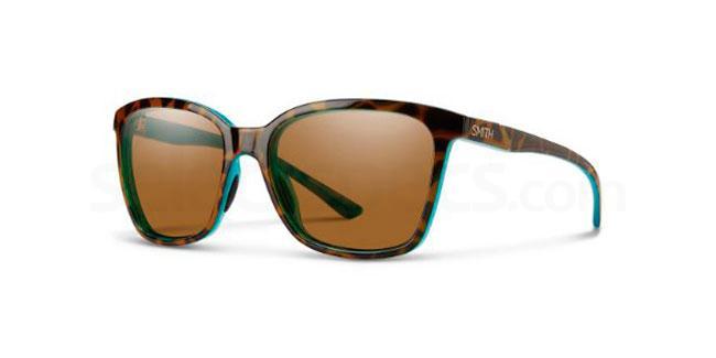 IPR  (L5) SMITH COLETTE/N Sunglasses, Smith Optics
