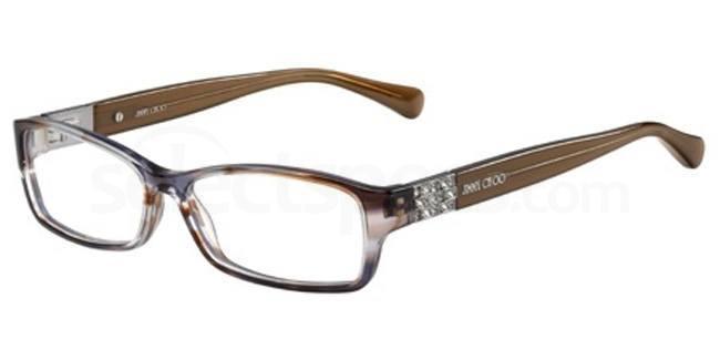 E68 JC41 Glasses, JIMMY CHOO
