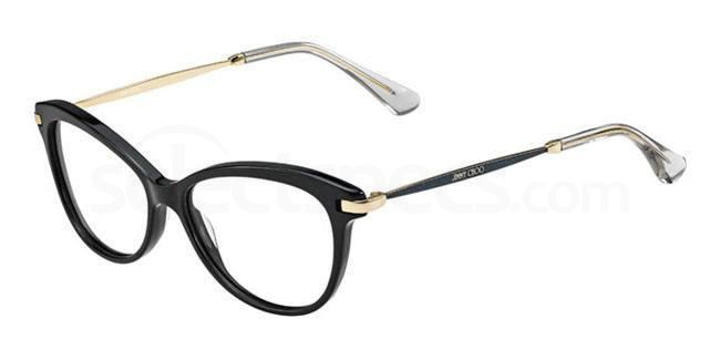 7VH JC95 Glasses, JIMMY CHOO