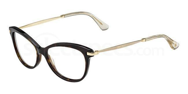7VI JC95 Glasses, JIMMY CHOO