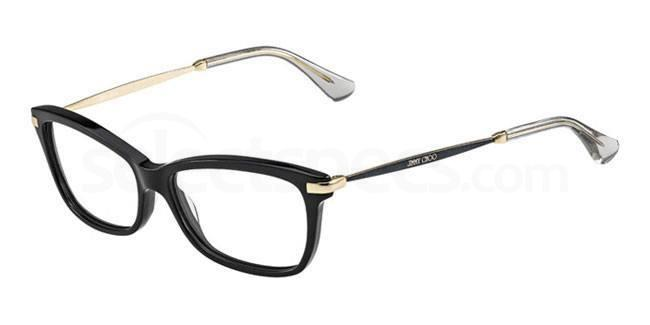 7VH JC96 Glasses, JIMMY CHOO