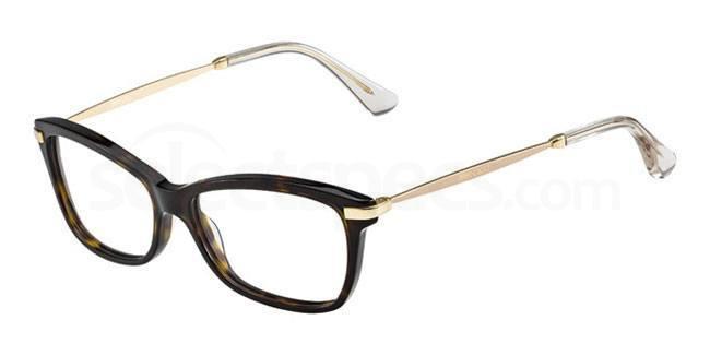 7VI JC96 Glasses, JIMMY CHOO