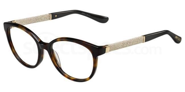 VUU JC118 Glasses, JIMMY CHOO