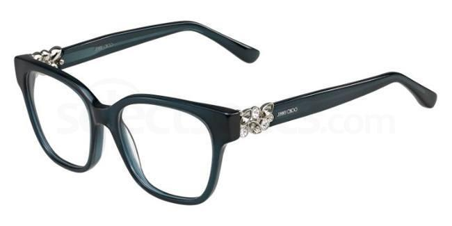 W54 JC119 Glasses, JIMMY CHOO