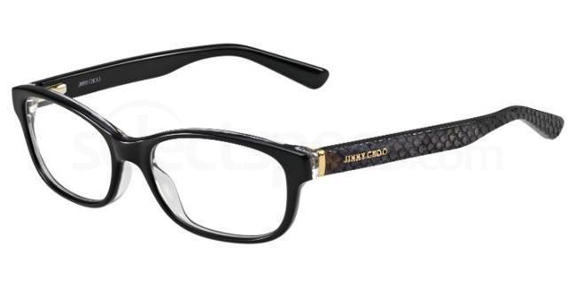 VSB JC121 Glasses, JIMMY CHOO