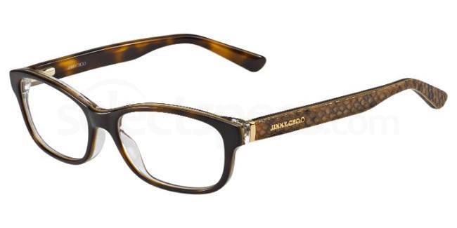 VTH JC121 Glasses, JIMMY CHOO