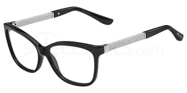 FA3 JC105 Glasses, JIMMY CHOO