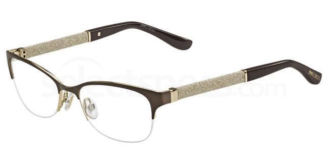 F62 JC106 Glasses, JIMMY CHOO