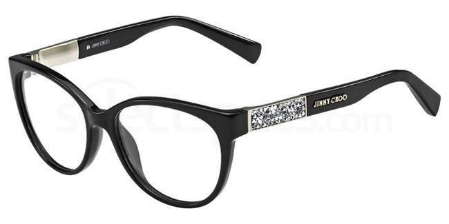 29A JC107 Glasses, JIMMY CHOO