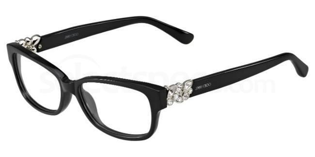 29A JC125 Glasses, JIMMY CHOO