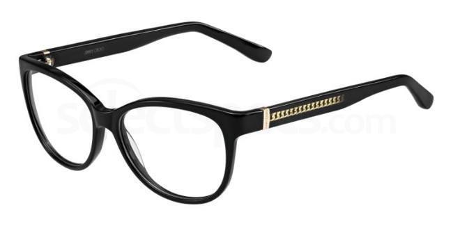 10E JC127 Glasses, JIMMY CHOO