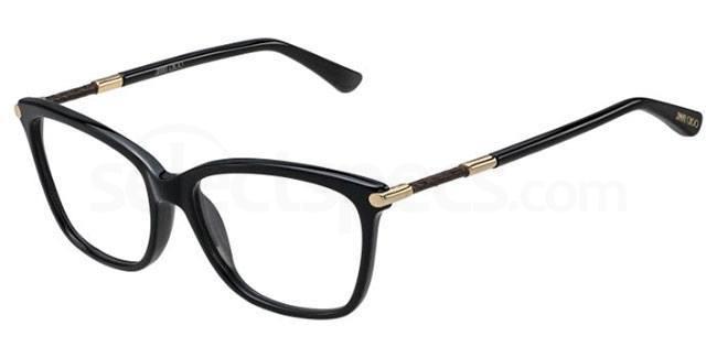 29A JC133 Glasses, JIMMY CHOO