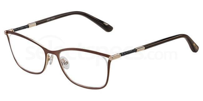 J6L JC134 Glasses, JIMMY CHOO