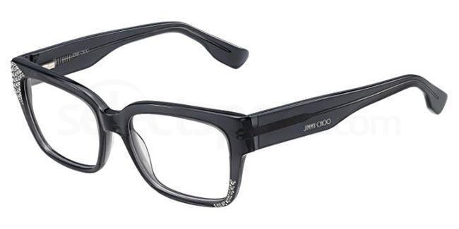 J8E JC135 Glasses, JIMMY CHOO