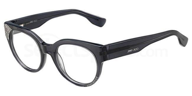 J8E JC136 Glasses, JIMMY CHOO