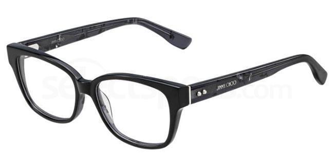 J3L JC137 Glasses, JIMMY CHOO