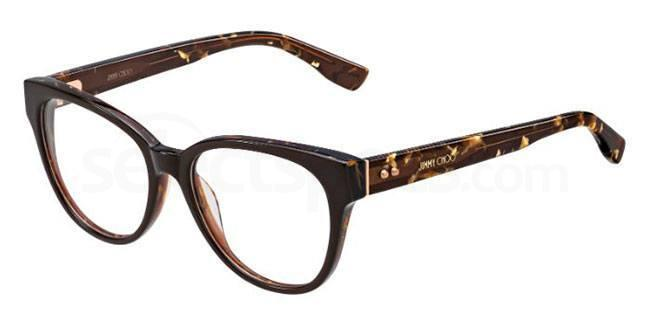 J3P JC141 Glasses, JIMMY CHOO