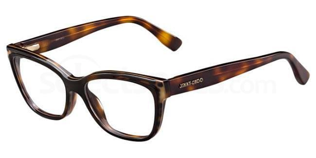 PUU JC146 Glasses, JIMMY CHOO