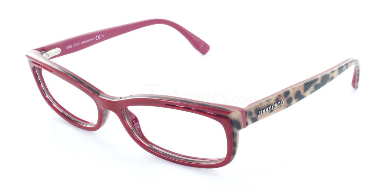 PVV JC148 Glasses, JIMMY CHOO