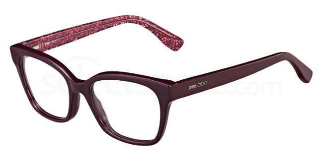 Q51 JC150 Glasses, JIMMY CHOO