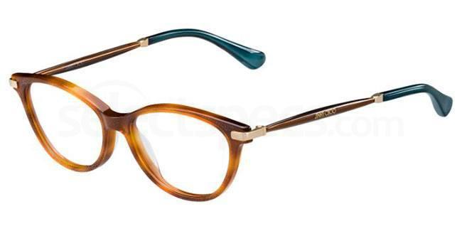 QAN JC153 Glasses, JIMMY CHOO