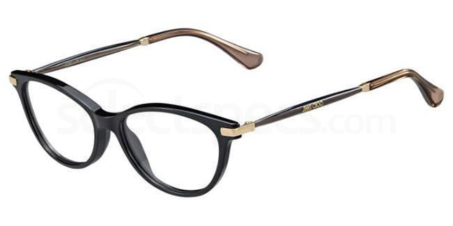 QBE JC153 Glasses, JIMMY CHOO