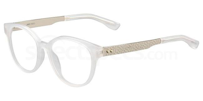 42U JC159 Glasses, JIMMY CHOO