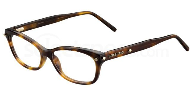05L JC161 Glasses, JIMMY CHOO