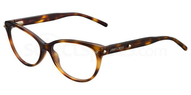 05D JC163 Glasses, JIMMY CHOO