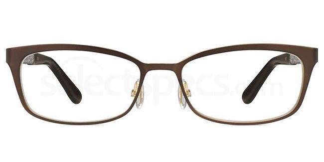 LS7 JC166 Glasses, JIMMY CHOO