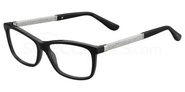 FA3 JC167 Glasses, JIMMY CHOO