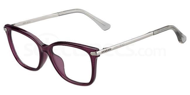 OJH JC174 Glasses, JIMMY CHOO