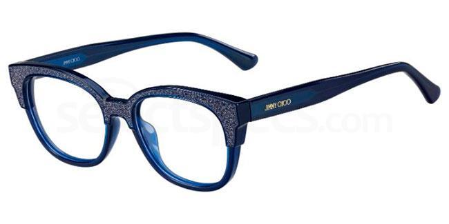 19P JC177 Glasses, JIMMY CHOO