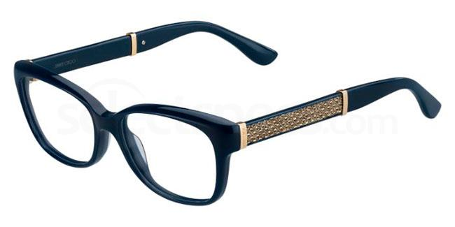 175 JC178 Glasses, JIMMY CHOO