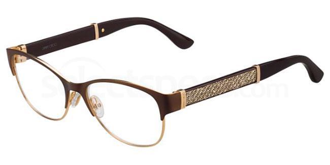 17P JC180 Glasses, JIMMY CHOO