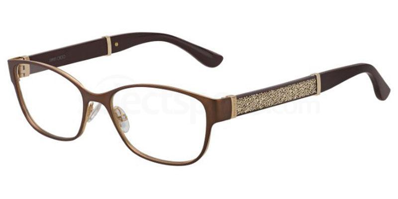 17P JC184 Glasses, JIMMY CHOO