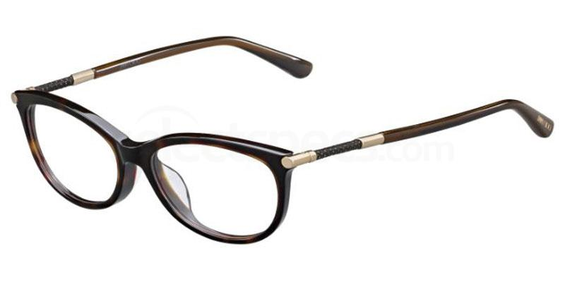 T2Y JC157/F Glasses, JIMMY CHOO
