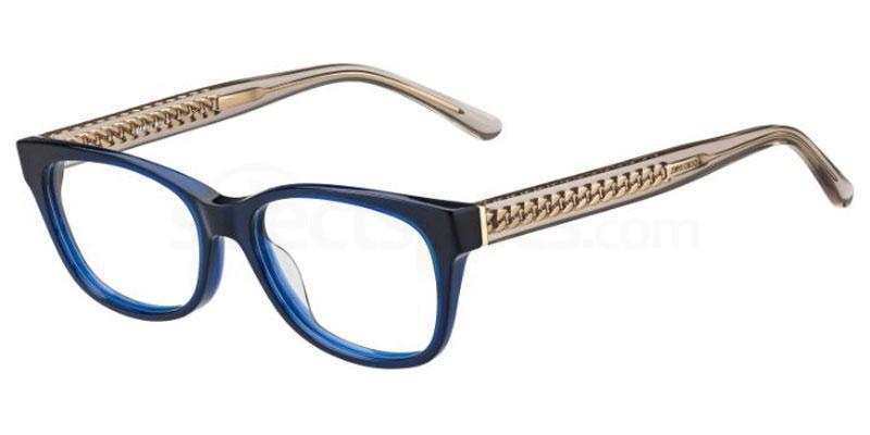 1ZN JC193 Glasses, JIMMY CHOO